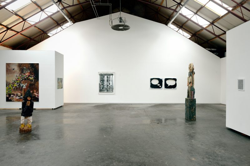 Solid Ground at Francis Boeske Projects