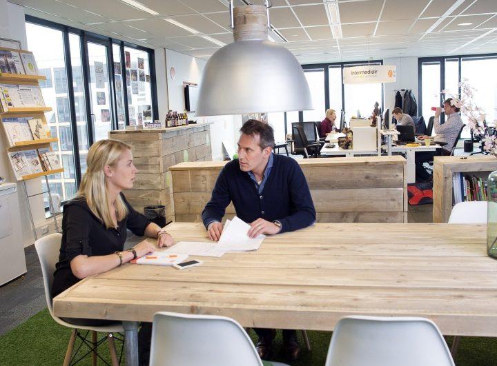 De Persgroep Employment Solutions - Number One