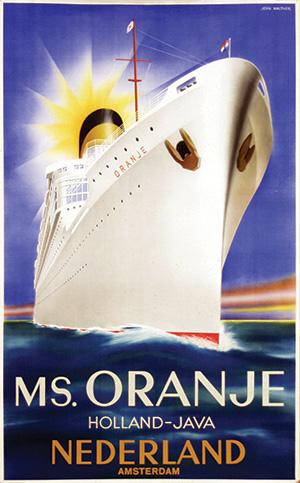 MS.-Oranje-Holland-Java