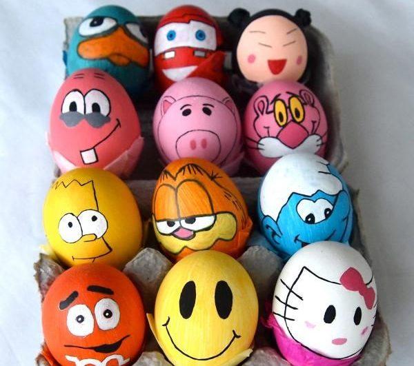 eieren-schilderen