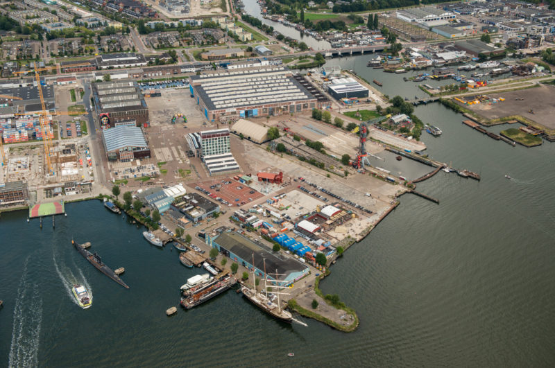 NDSM aerial photo 2019 Amsterdam-12