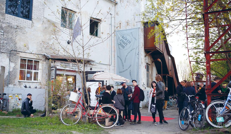 Köler Prize Gala 2018, EKKM (foto Helen Melesk)