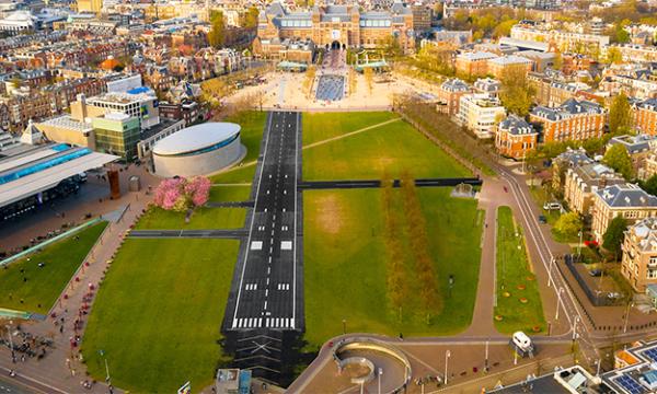 Cultuursector legt landingsbaan aan om meer kans te maken op staatssteun. Credit: De Speld