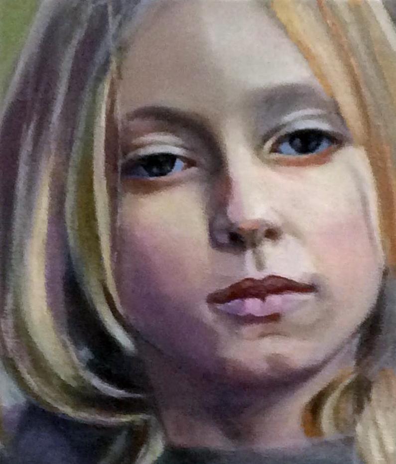Kid A by Marja Broersen