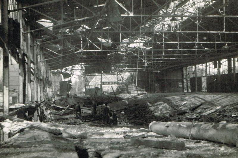 bombardement-fokkerfabriek