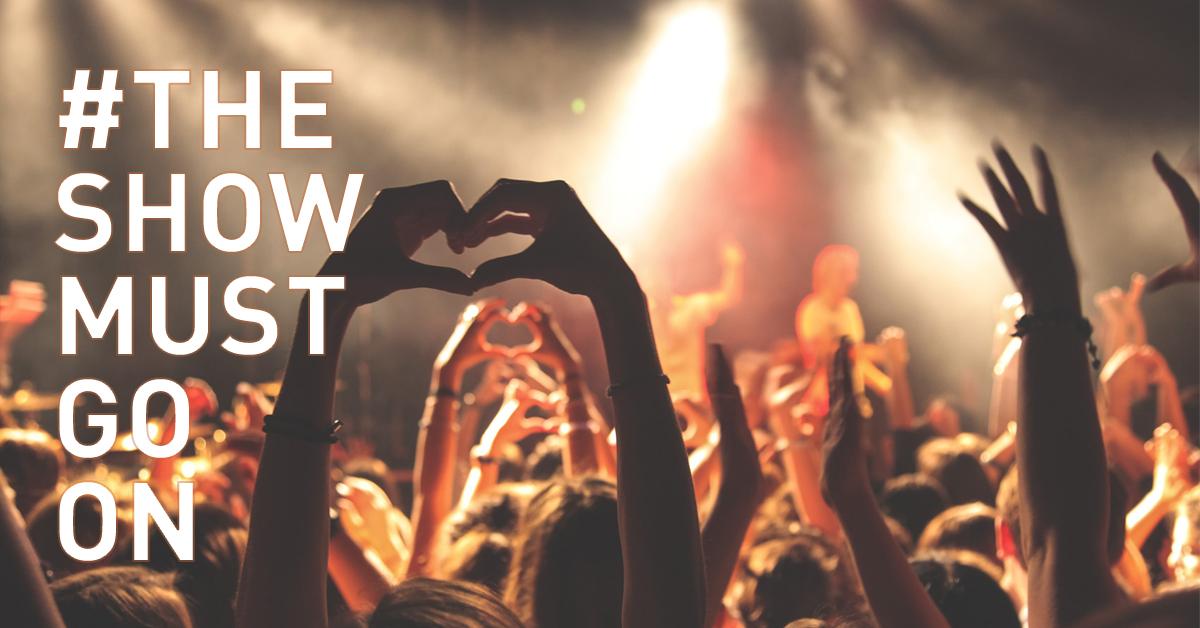 #TheShowMustGoOn_Heart_TW_LI_FB